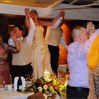 The wedding of Craig and Mel, Swan Hotel